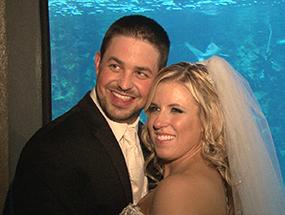 Kristine & JR – PPG Aquarium